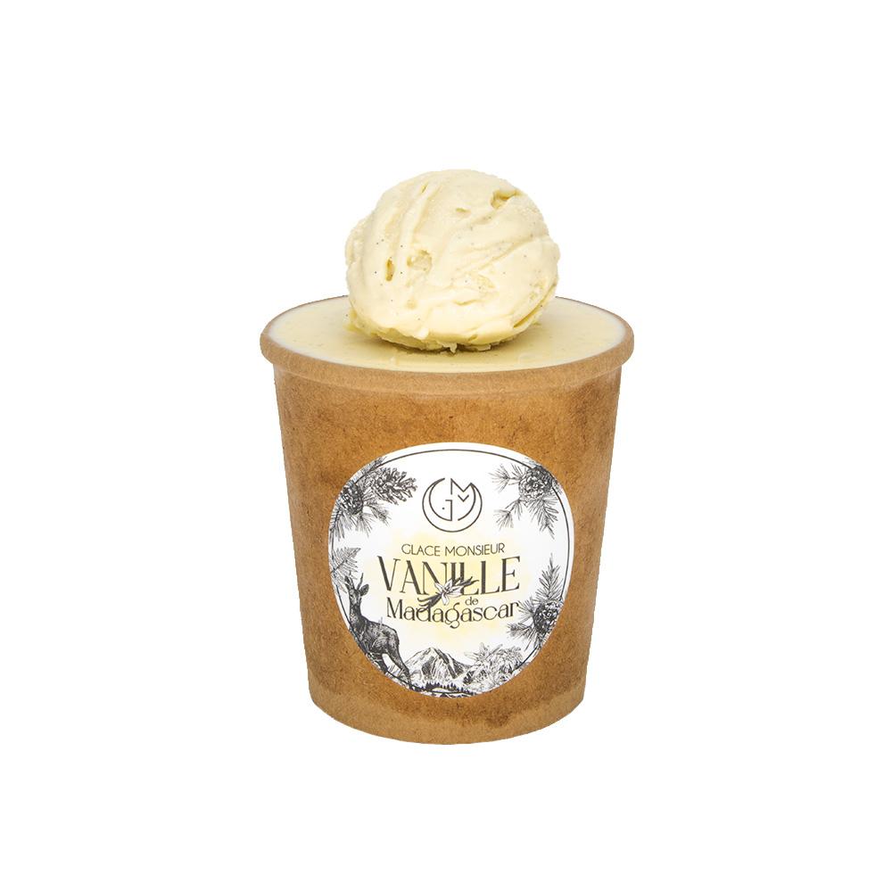 glace vanille de madagascar glacerie madame monsieur